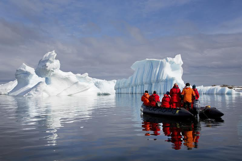 New Antarctica