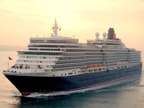 Queen Elizabeth-cruise