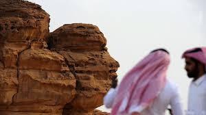 archeological treasure at Al-Ula in Saudi Arabia