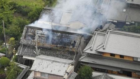 Osaka-quake