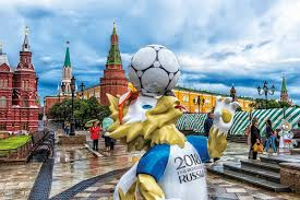 Russia tourism boom with World Cup fever