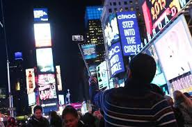 New York record number of tourists last year