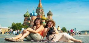 Russia foreign tourism