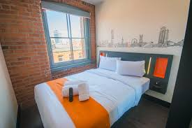 The easyHotel