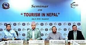 Tourism Nepal from Assam
