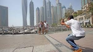 Dubai sees a slowdown in tourism