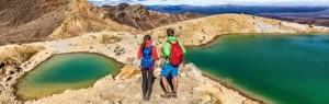 New Zealanders have tourism career
