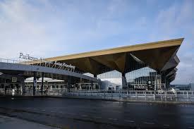 Pulkovo St. Petersburg Airport