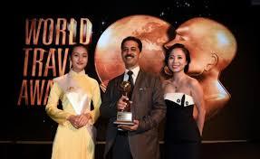 TUTC wins World Travel Awards