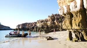 West Australian world heritage coast
