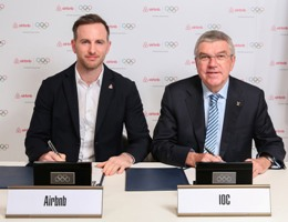 Airbnb signs agreement with IOC for major global Olympic Movement